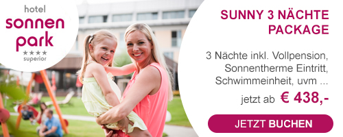 Sunny 3 Nächte Package